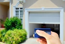 Garage Door Remote Clicker Edmonton